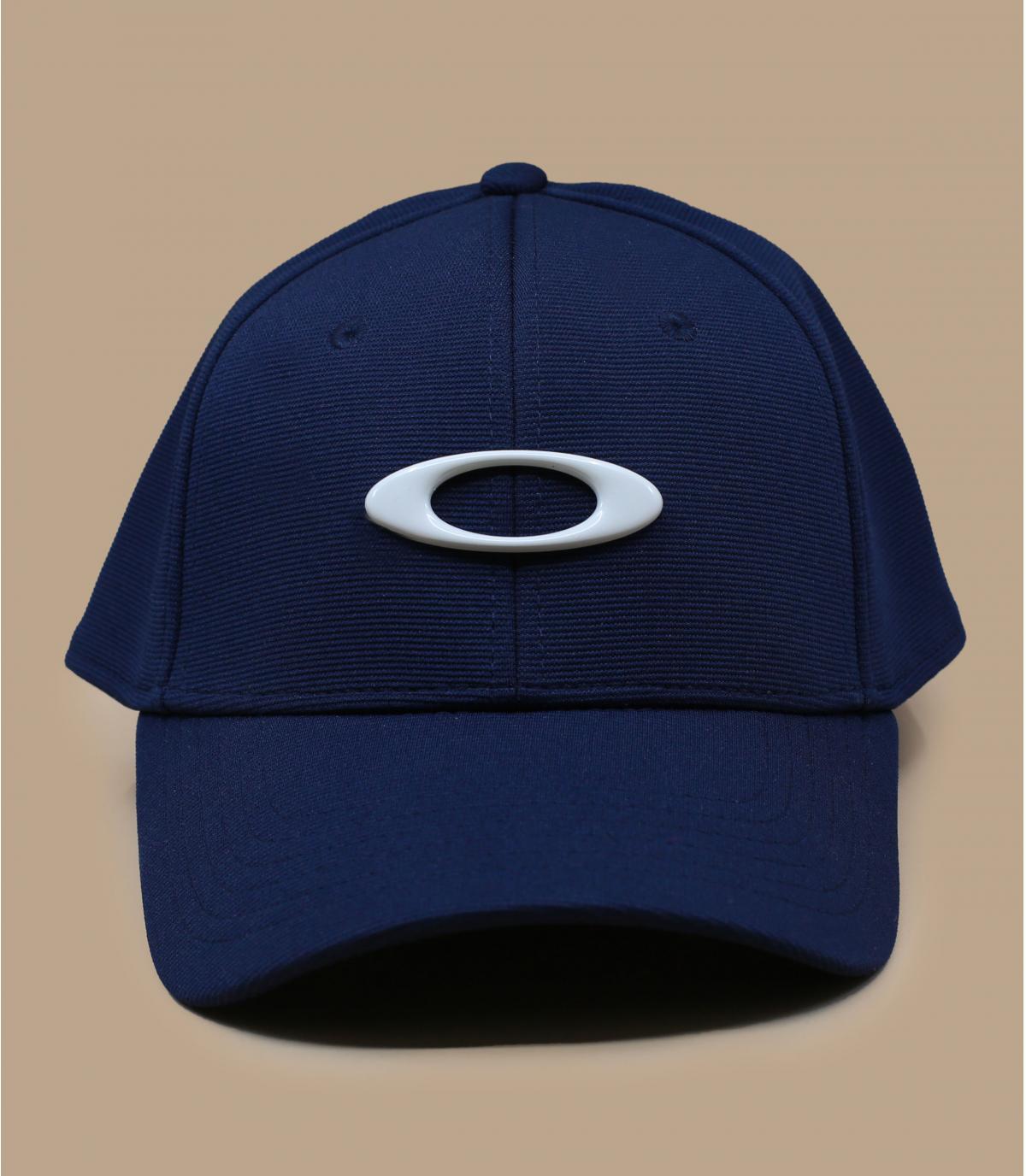 casquette Oakley bleu marine