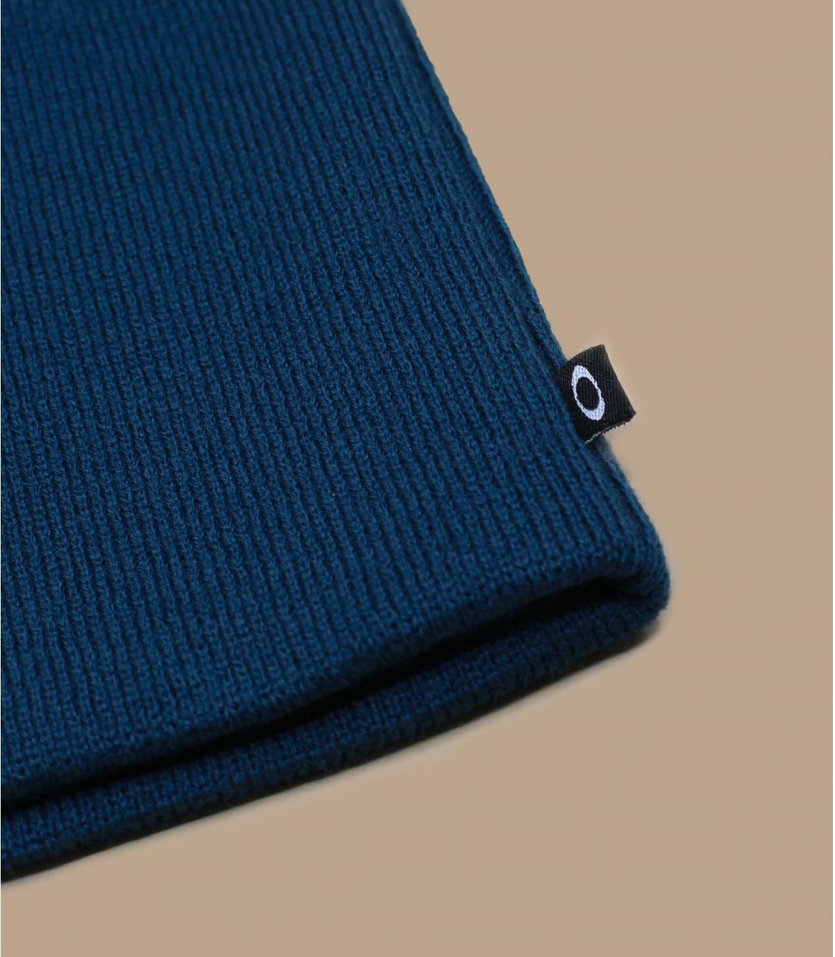 Détails Fine Knit Beanie pond blue - image 2