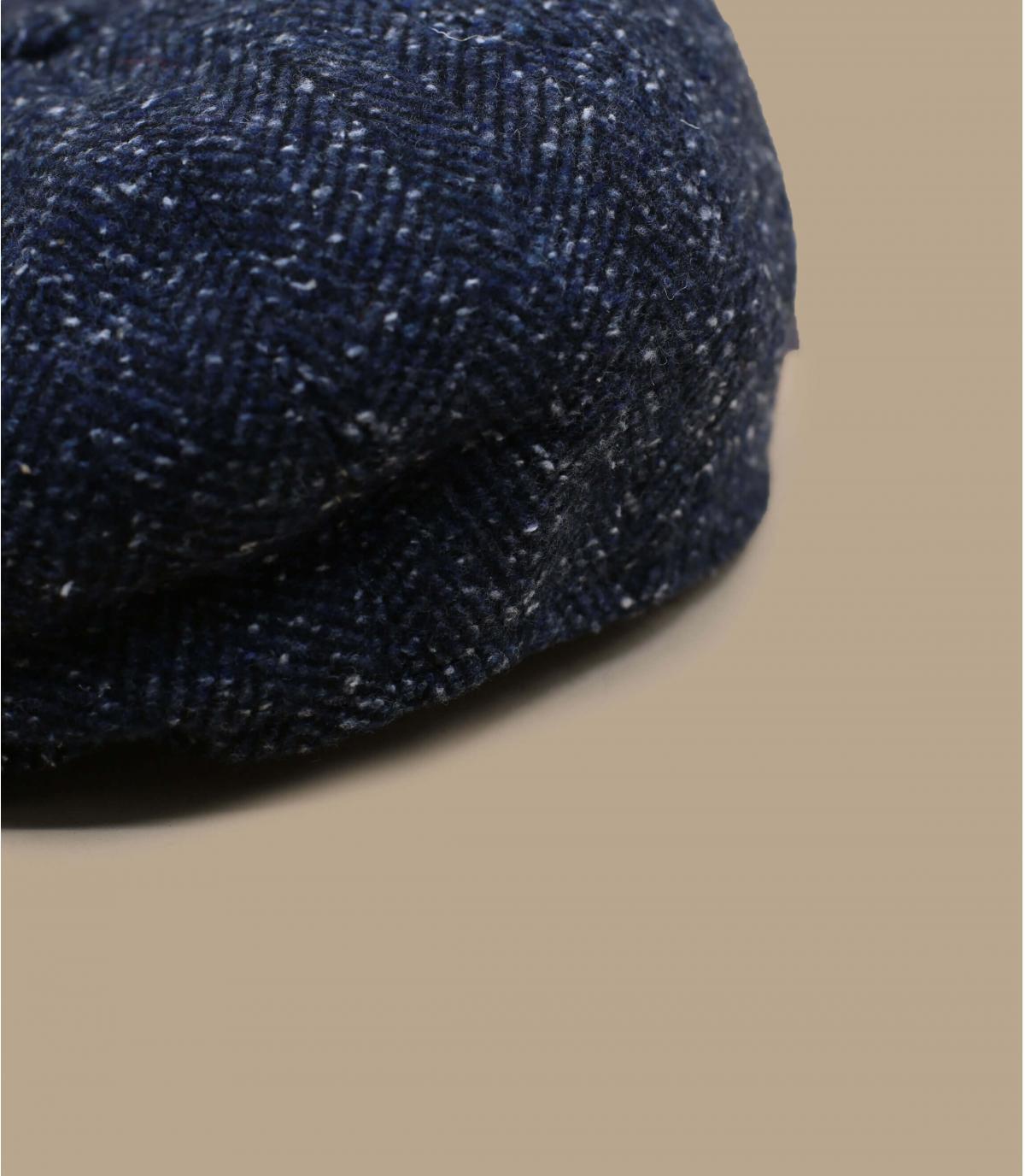 gavroche bleu chiné
