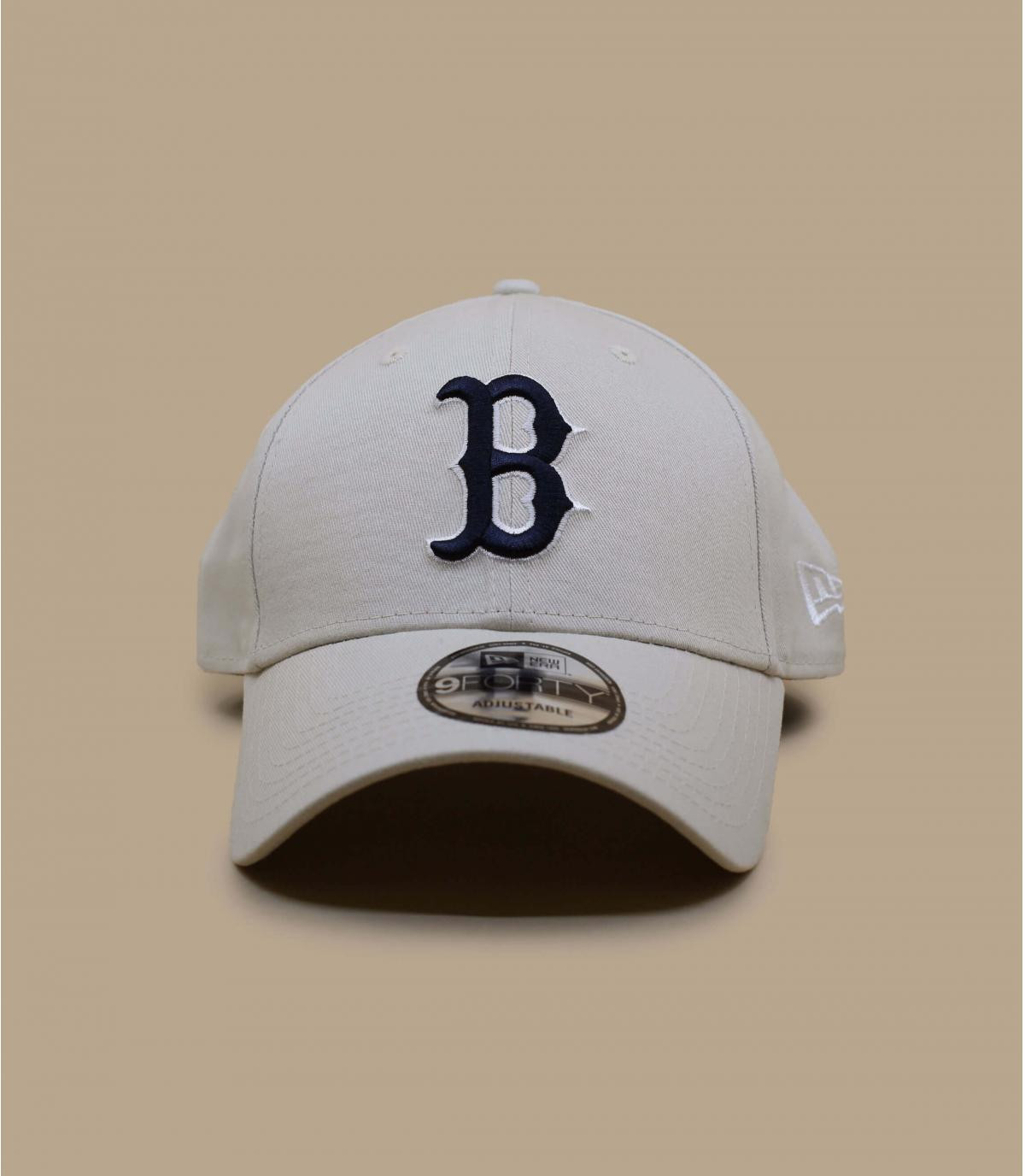 casquette B gris
