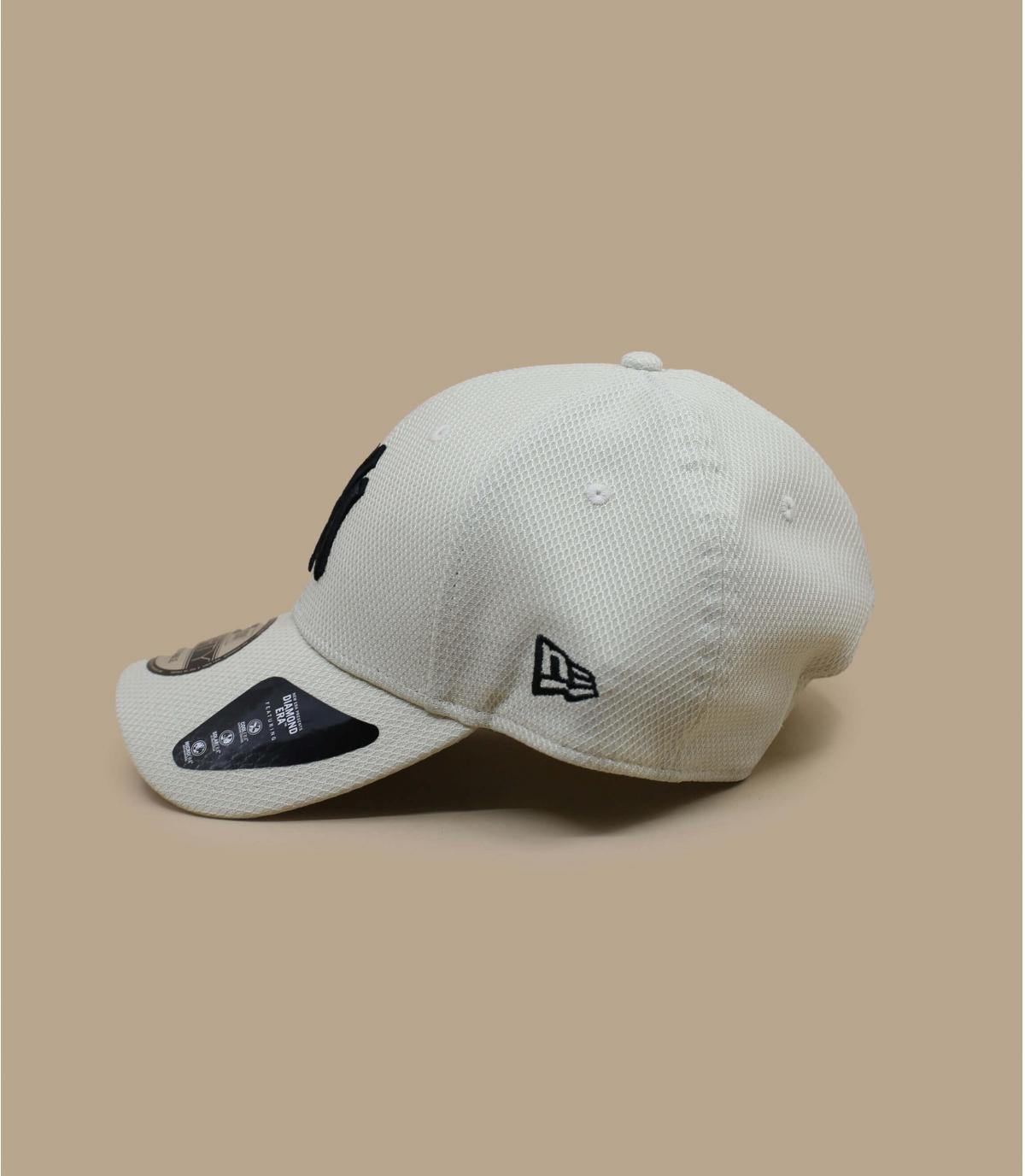 Détails Casquette Diamond 940 NY beige black - image 3