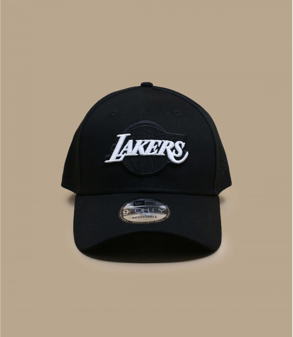 Détails Casquette Black Base Lakers 940 Snapback - image 2