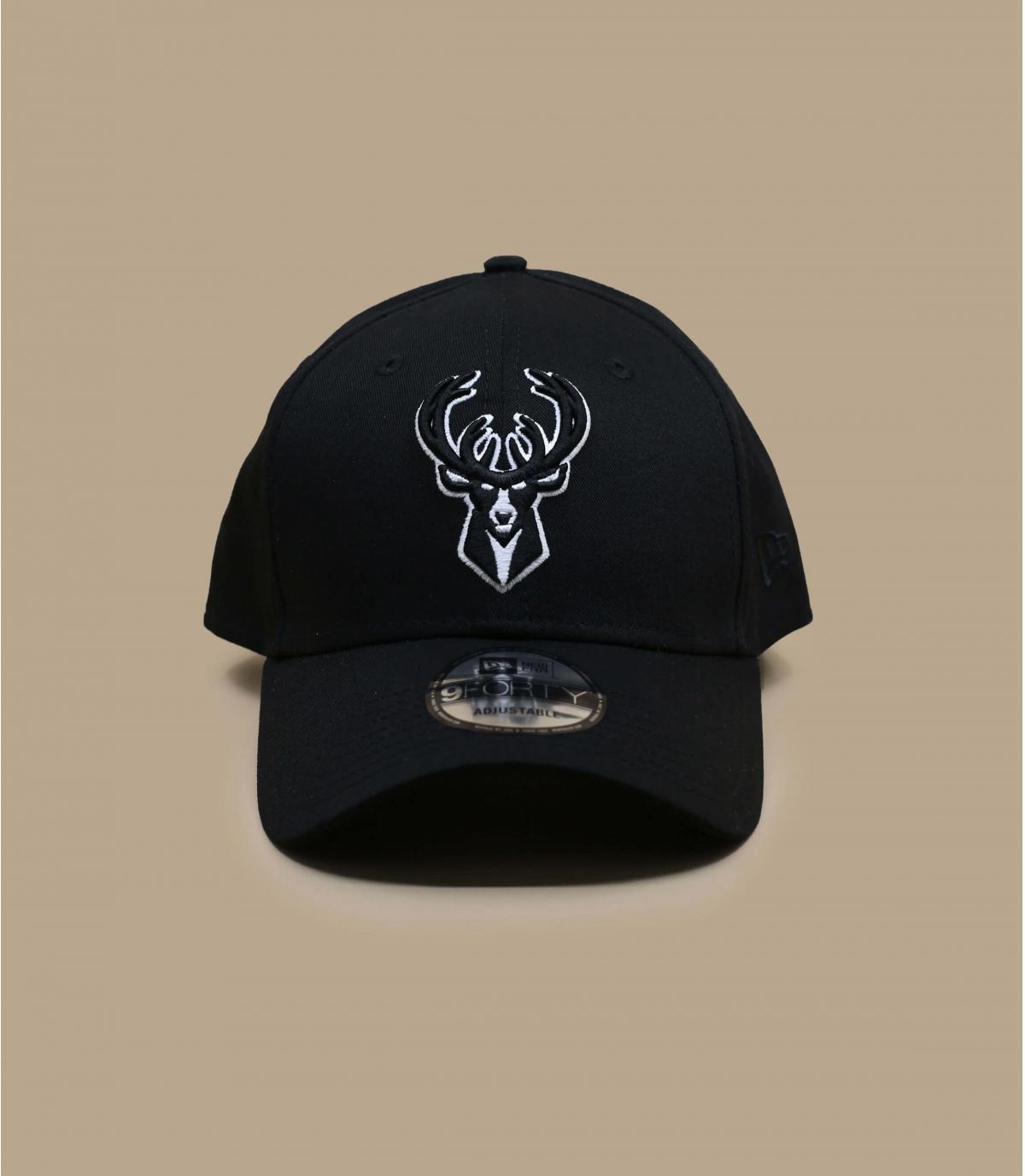 casquette Bucks noir