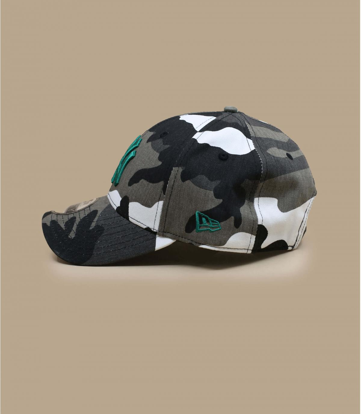 Détails Casquette All Over Camo 940 NY urban vital green - image 3