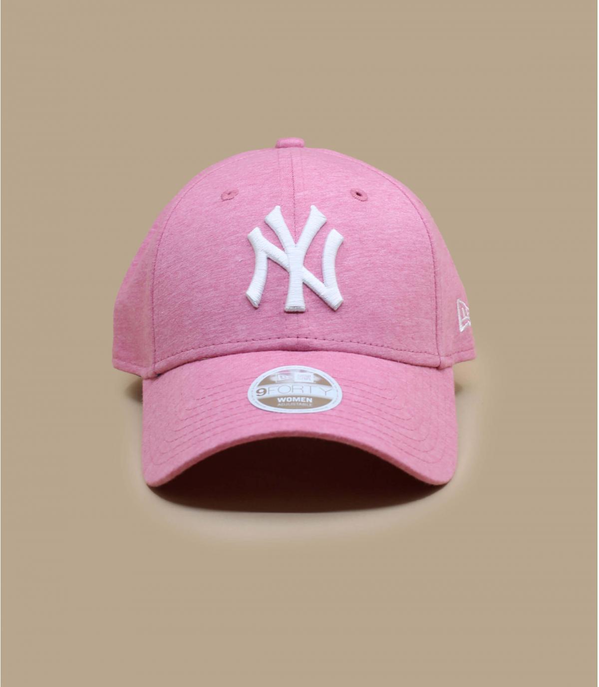 Détails Casquette Wmn Jersey Ess 940 NY pink - image 2