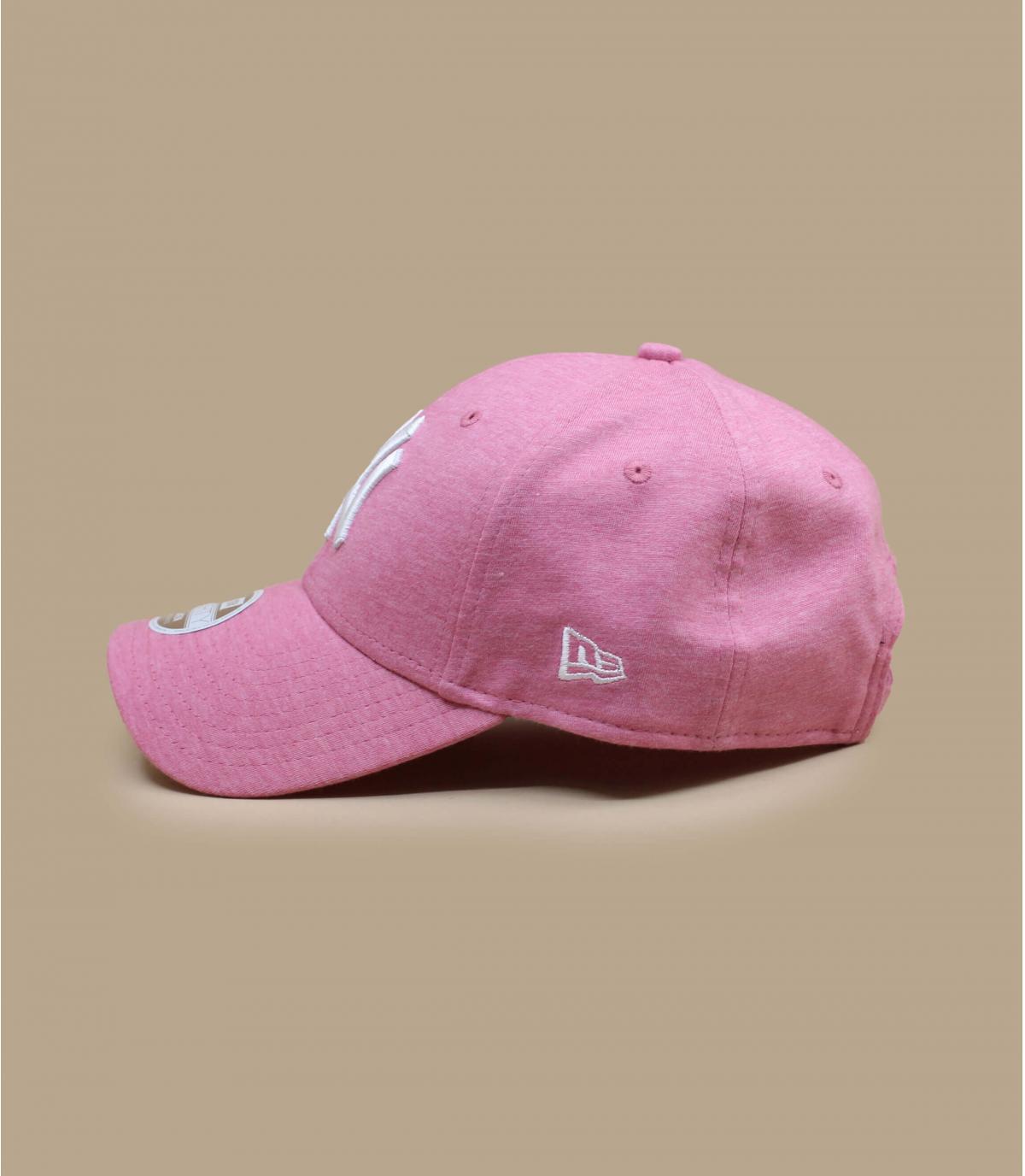 Détails Casquette Wmn Jersey Ess 940 NY pink - image 3