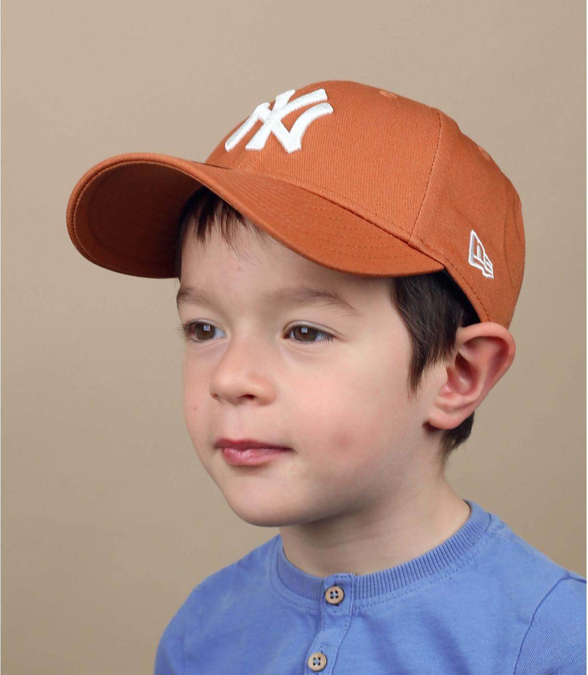 caquette NY enfant beige