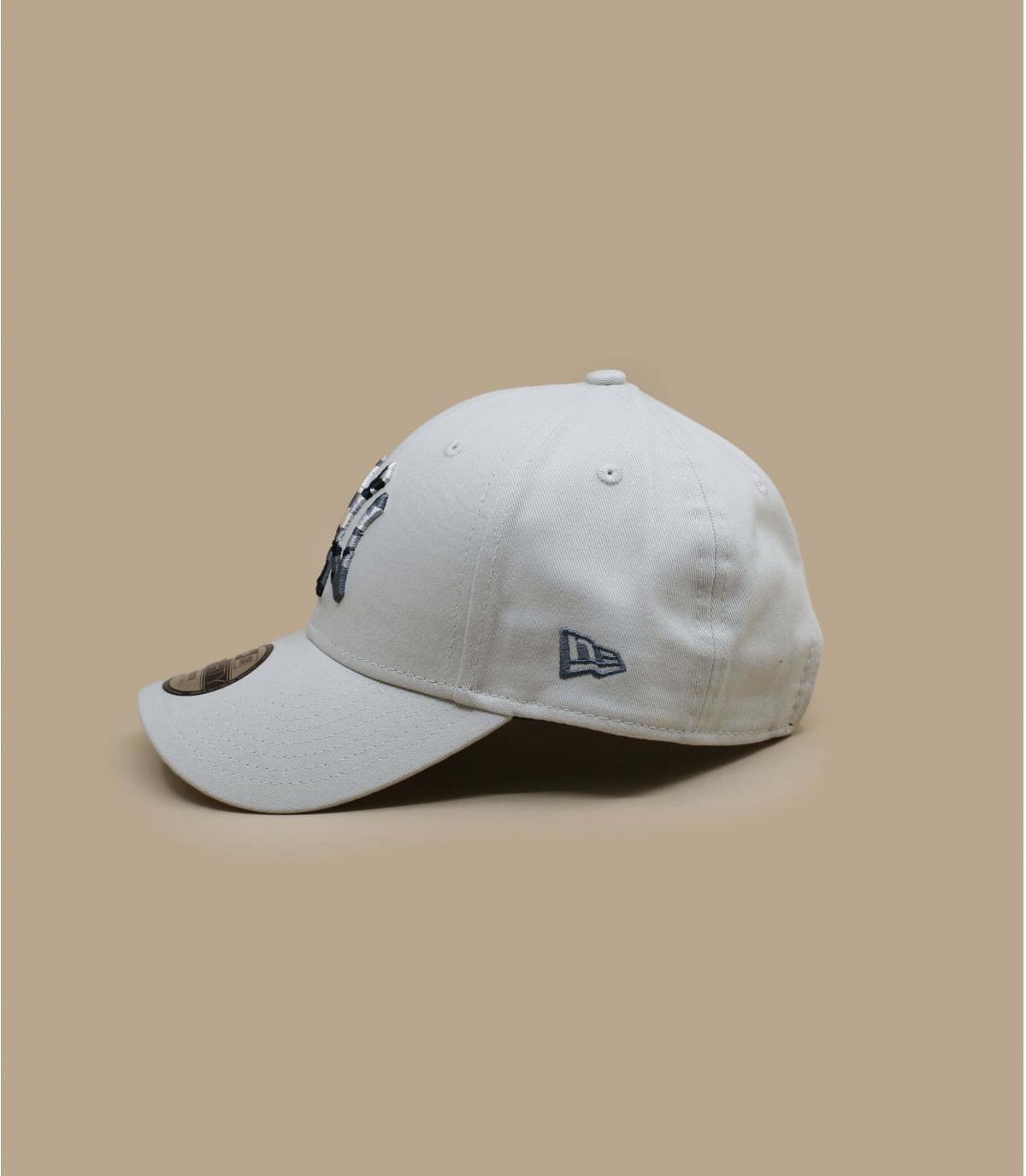 Détails Casquette Kids Camo Infill NY stone urban - image 3