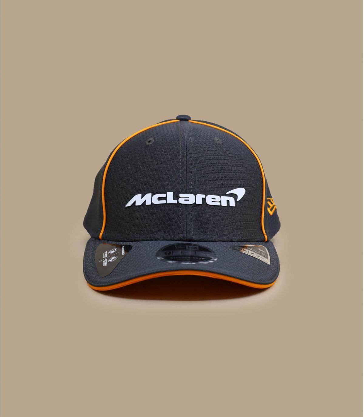 Détails Casquette McLaren Replica Team 950 anthracite - image 2