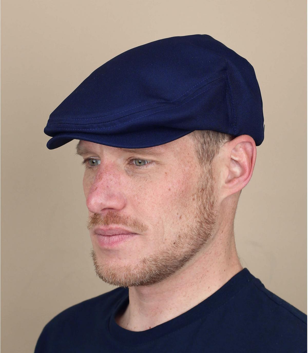 béret bleu marine Brixton