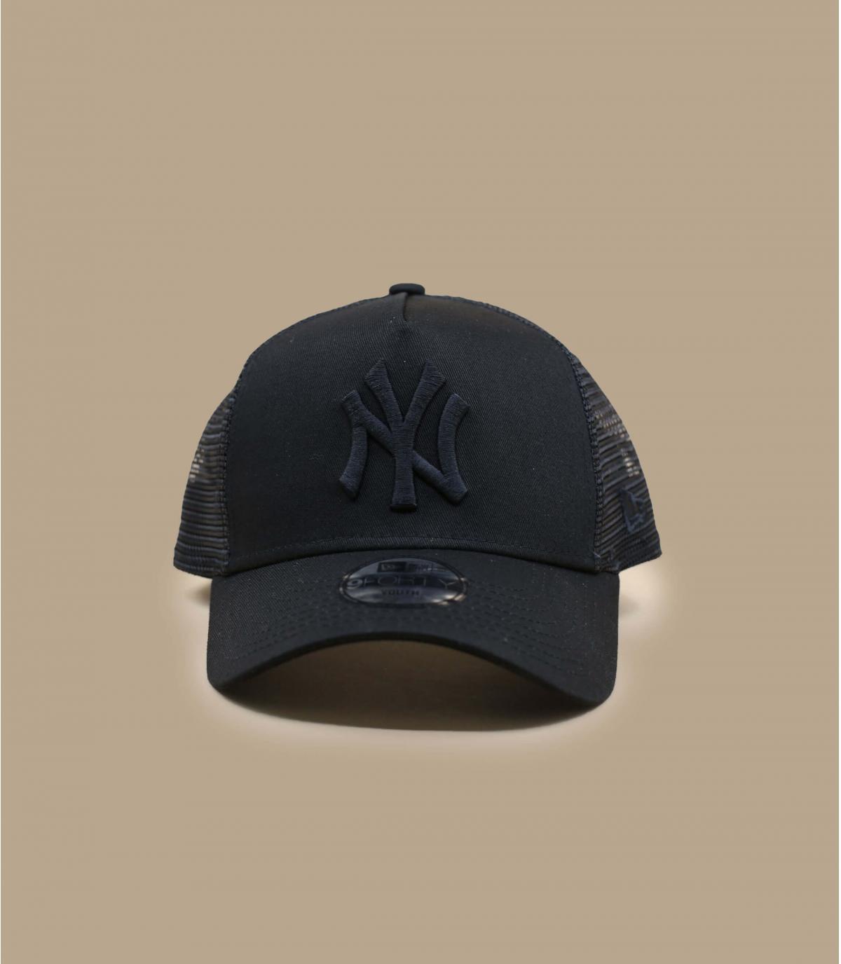 trucker NY enfant noir