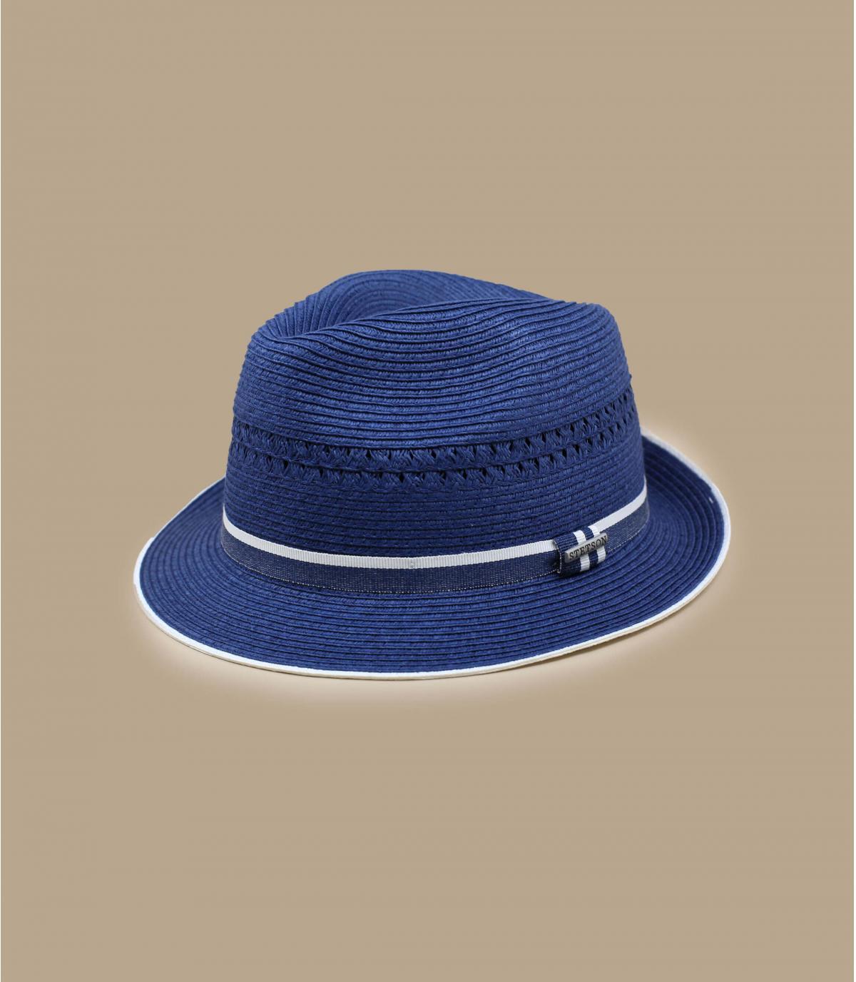 Détails Trilby Toyo blue - image 2