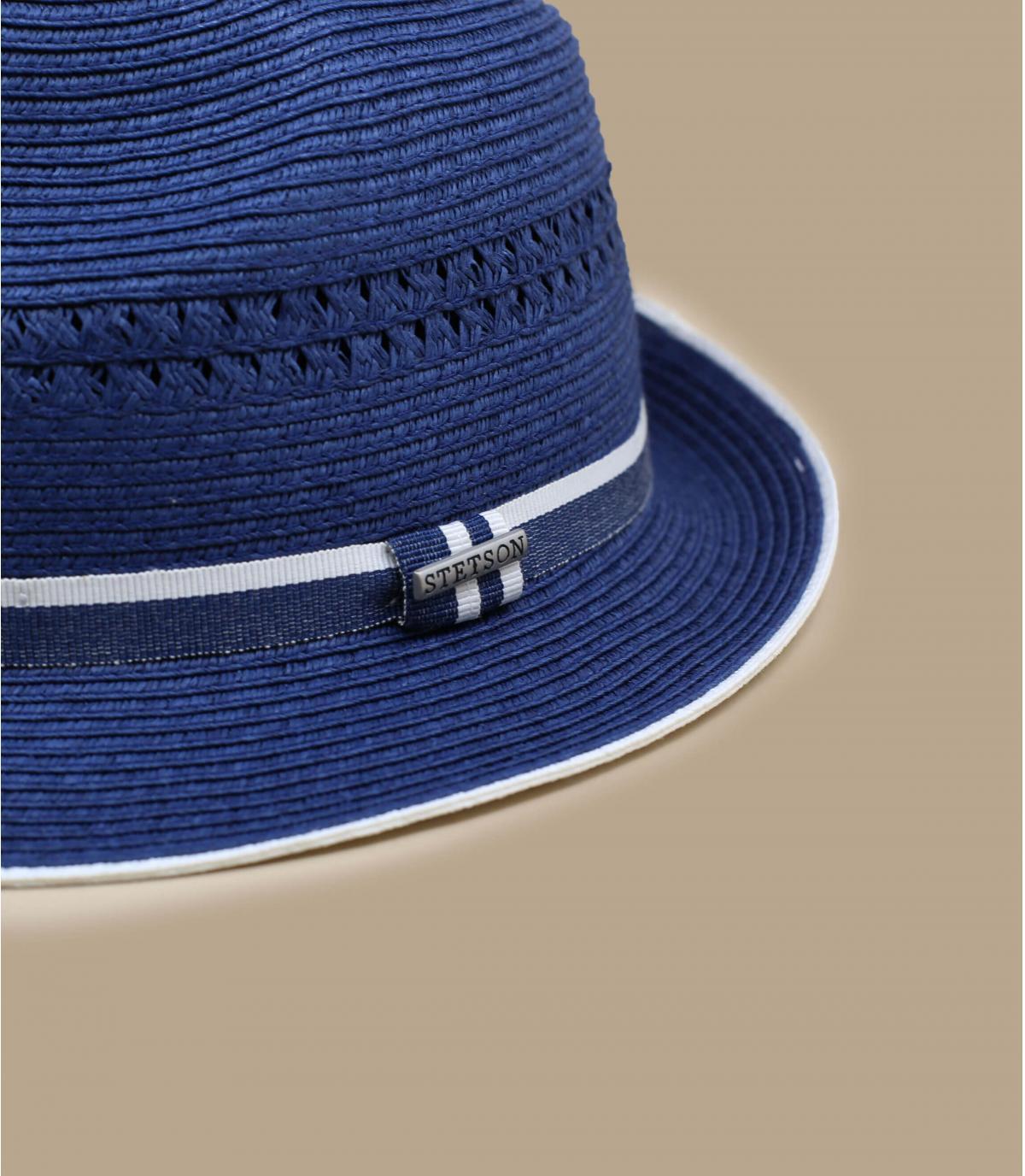 Détails Trilby Toyo blue - image 3