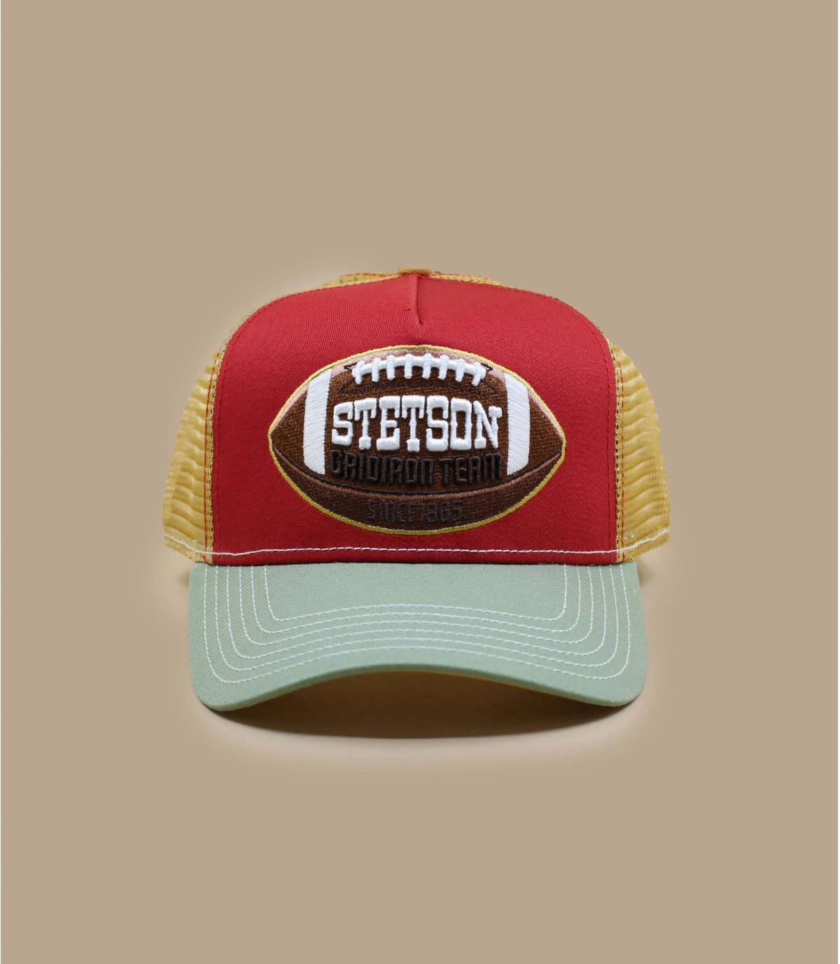 casquette football Stetson