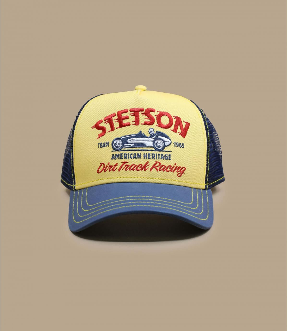 trucker auto Stetson