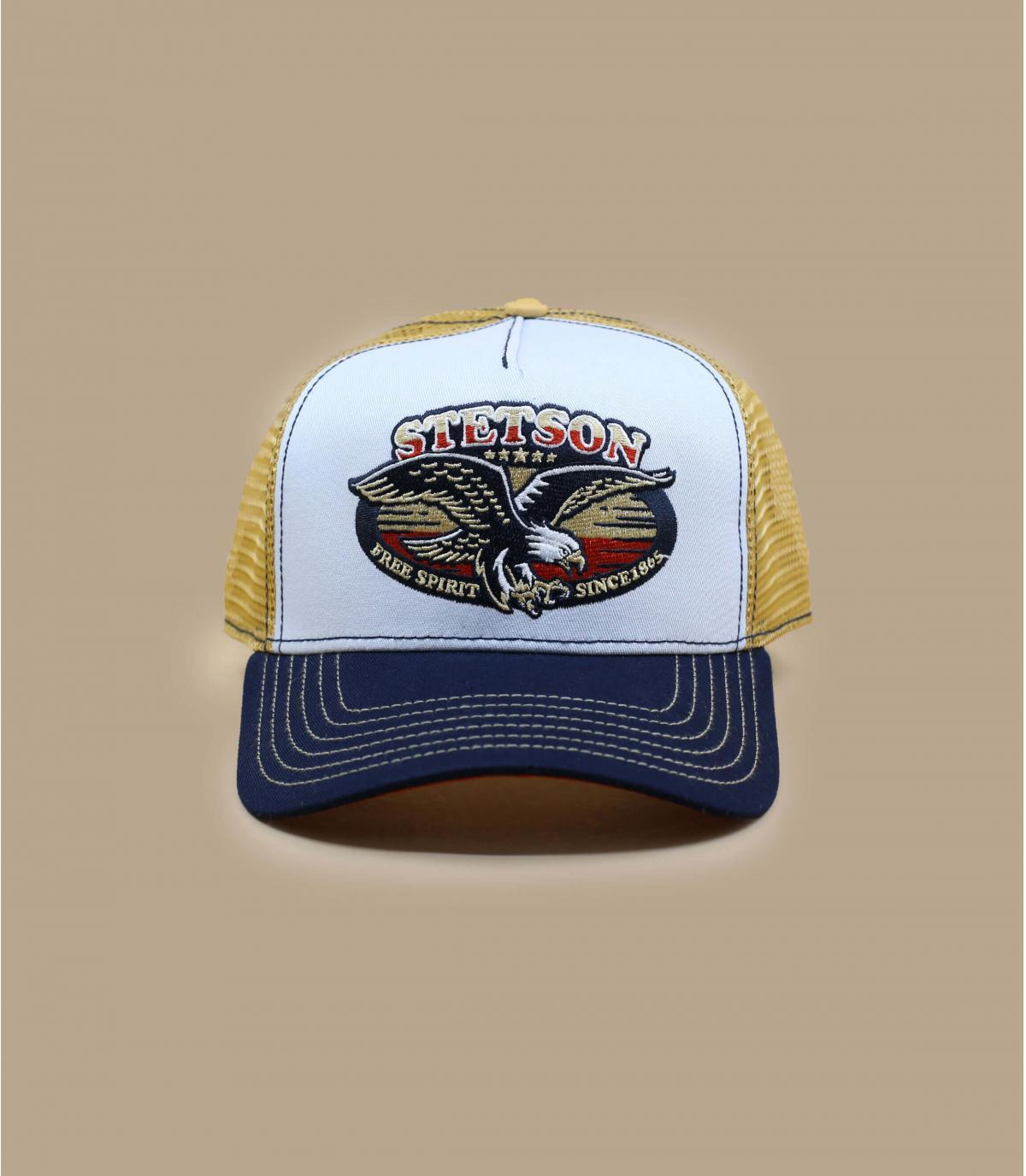 trucker aigle Stetson