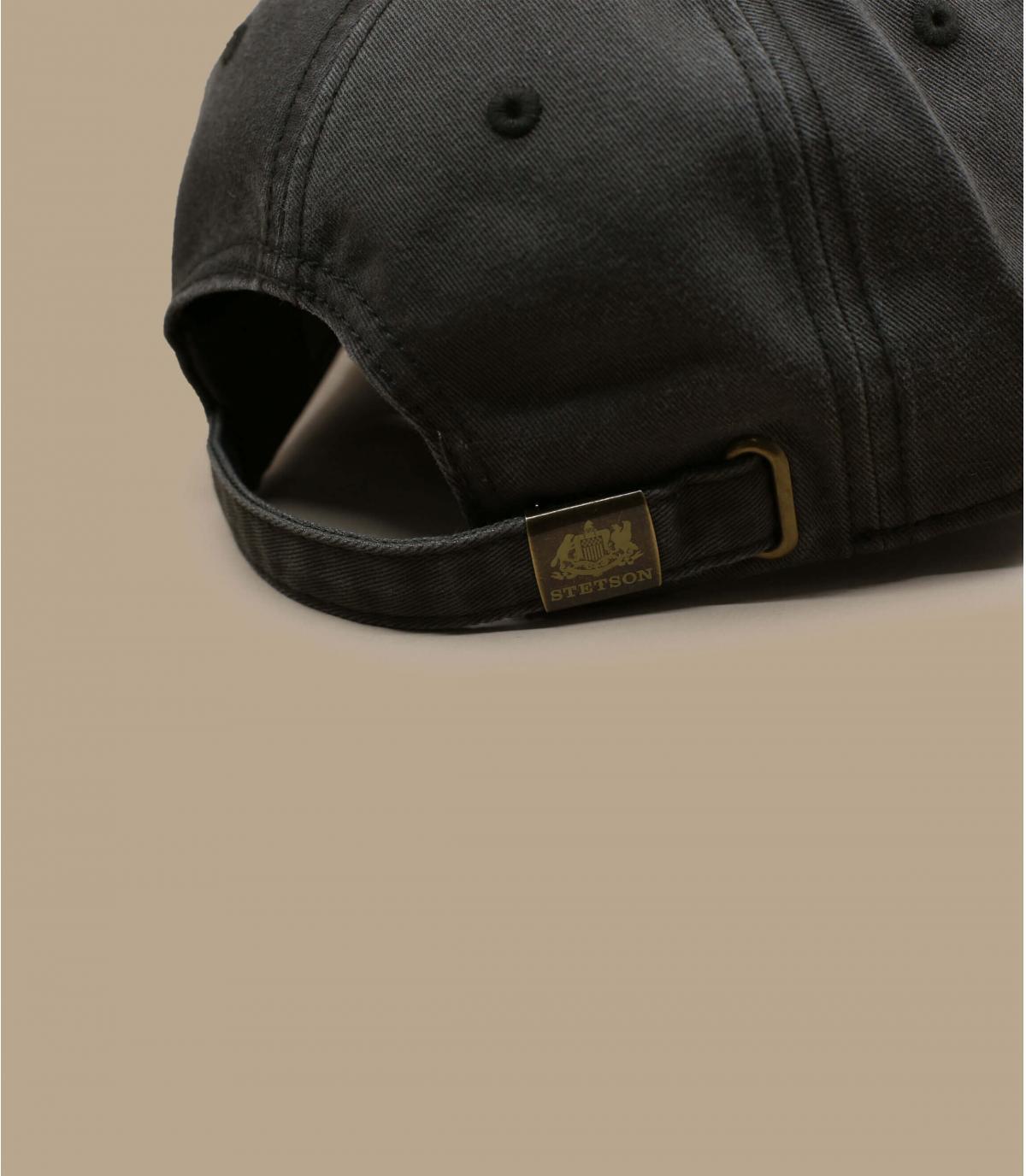 Détails Baseball Cap Cotton - image 4