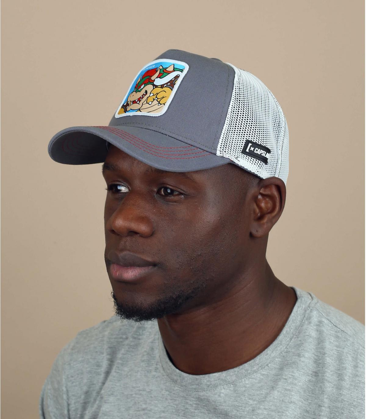 trucker Bowser Mario Bros
