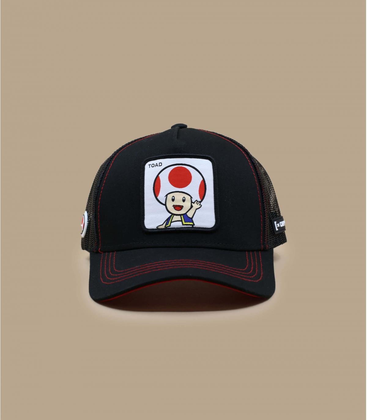 trucker champignon Mario