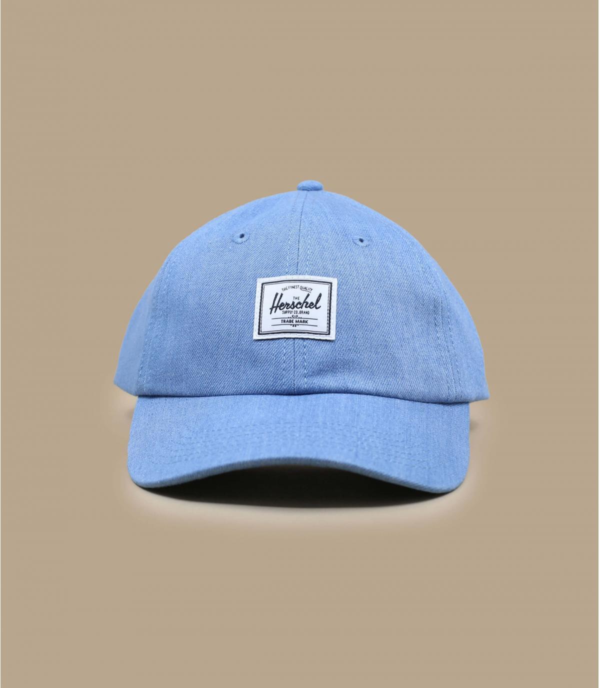 casquette Herschel bleu ciel