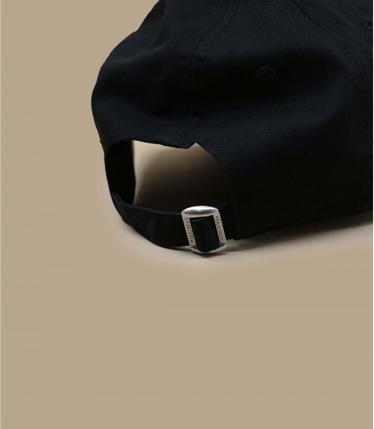 Détails Casquette Colour Ess 940 black - image 4