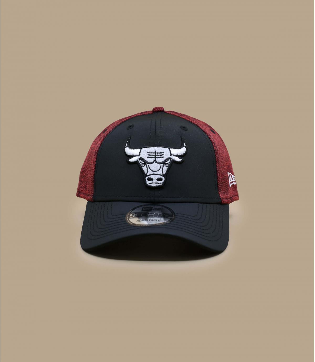 casquette Bulls noir