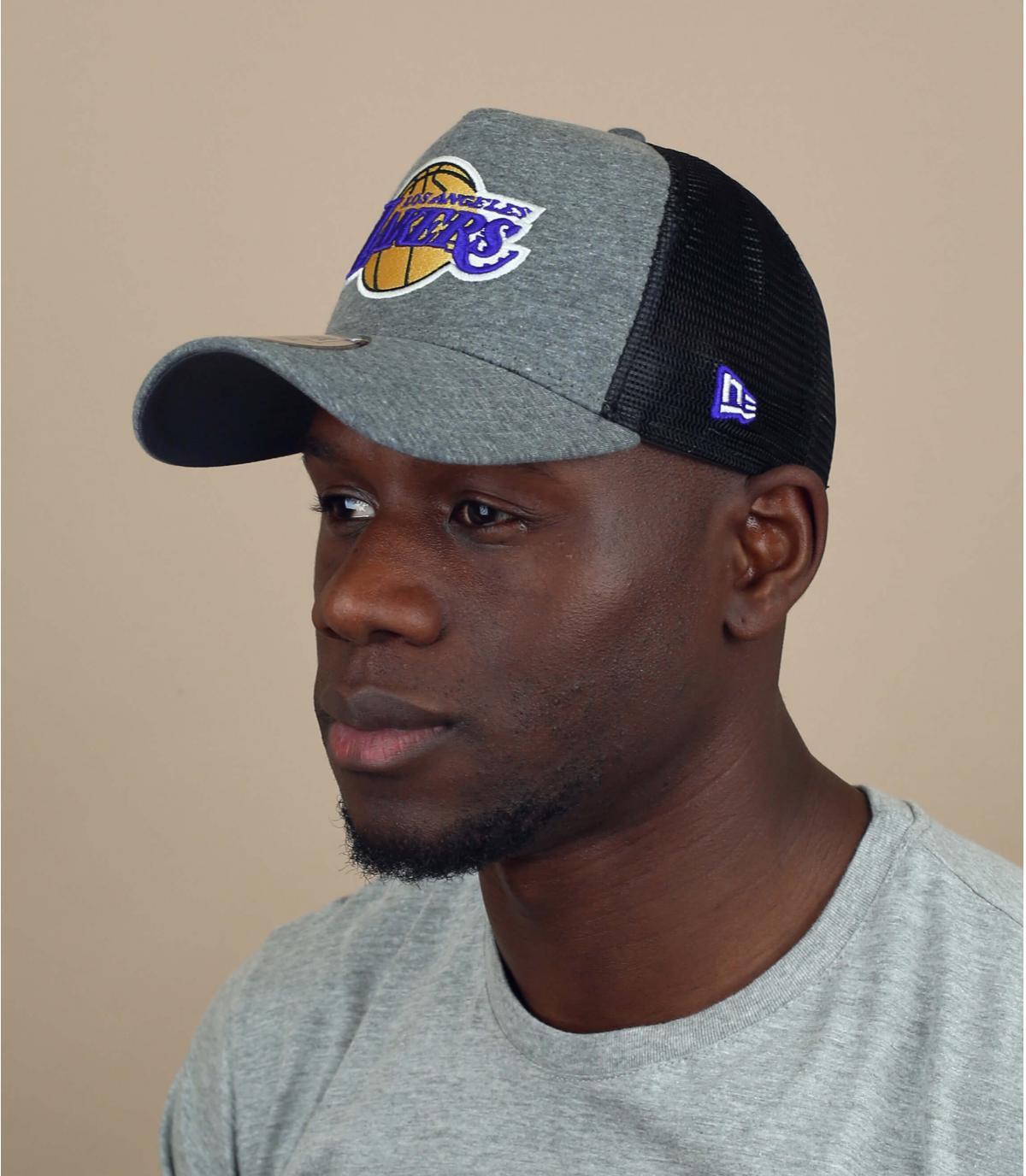 trucker Lakers jersey