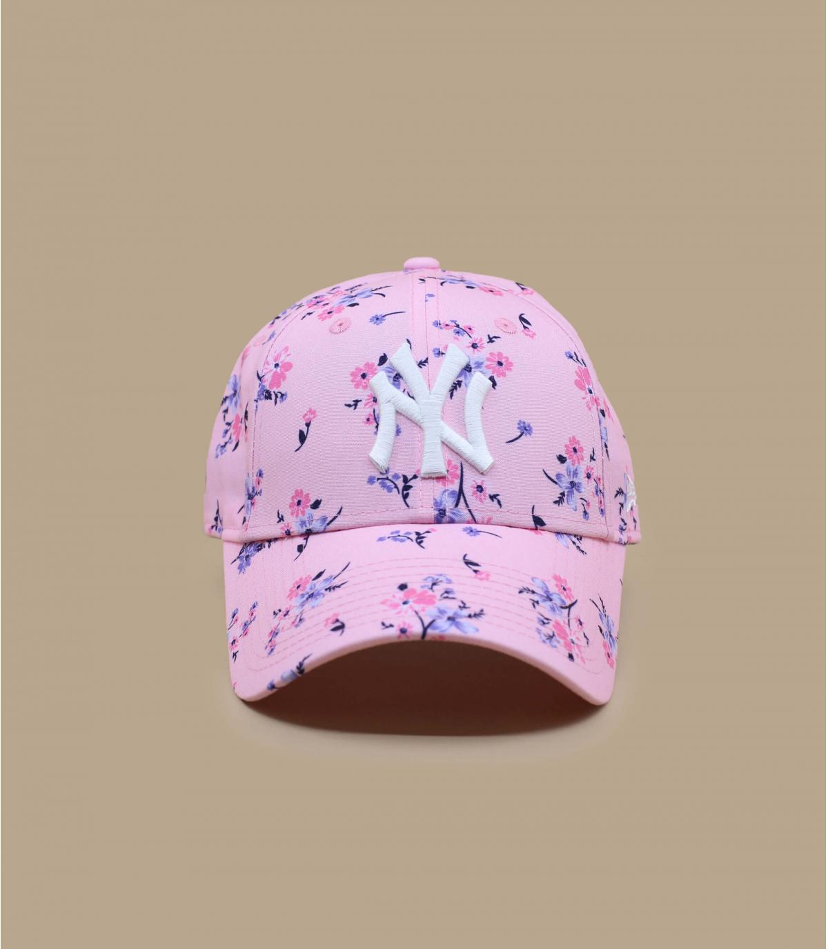 Détails Casquette Wmn Floral NY 940 pink - image 2