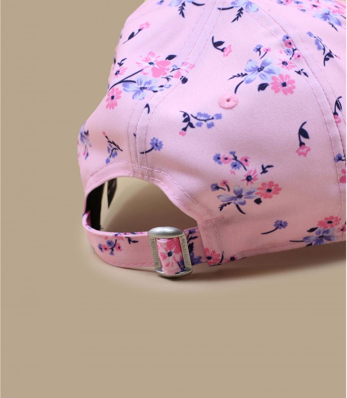 Détails Casquette Wmn Floral NY 940 pink - image 4