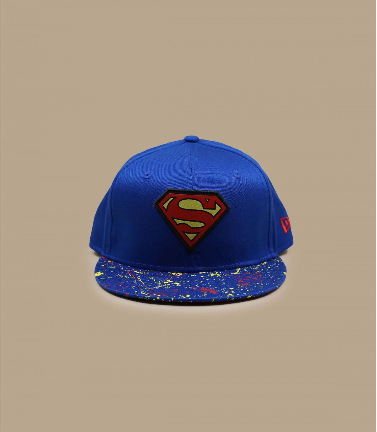 snapback enfant Superman imprimé