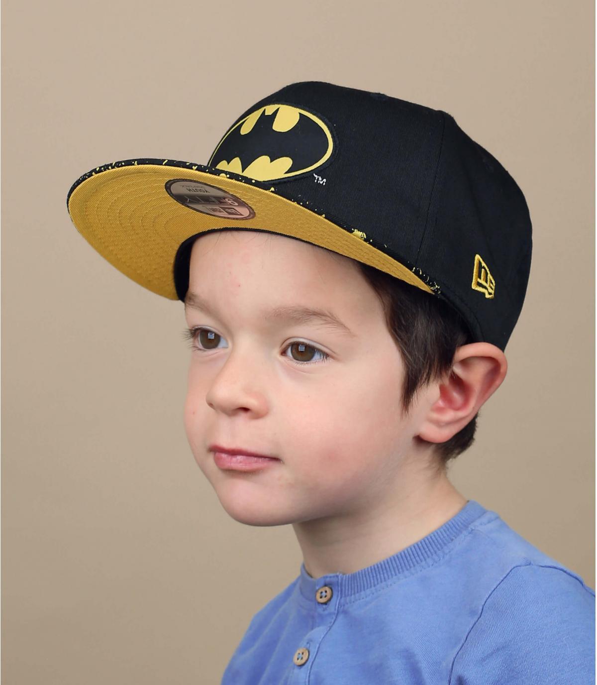 snapback enfant Batman
