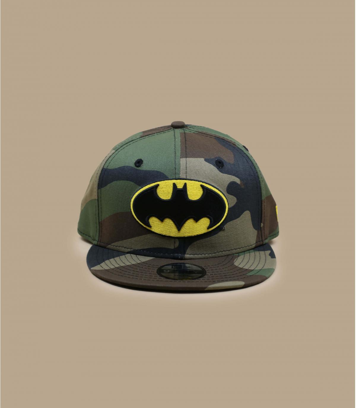 Détails Snapback Kids Batman Camo 950 woodland - image 2
