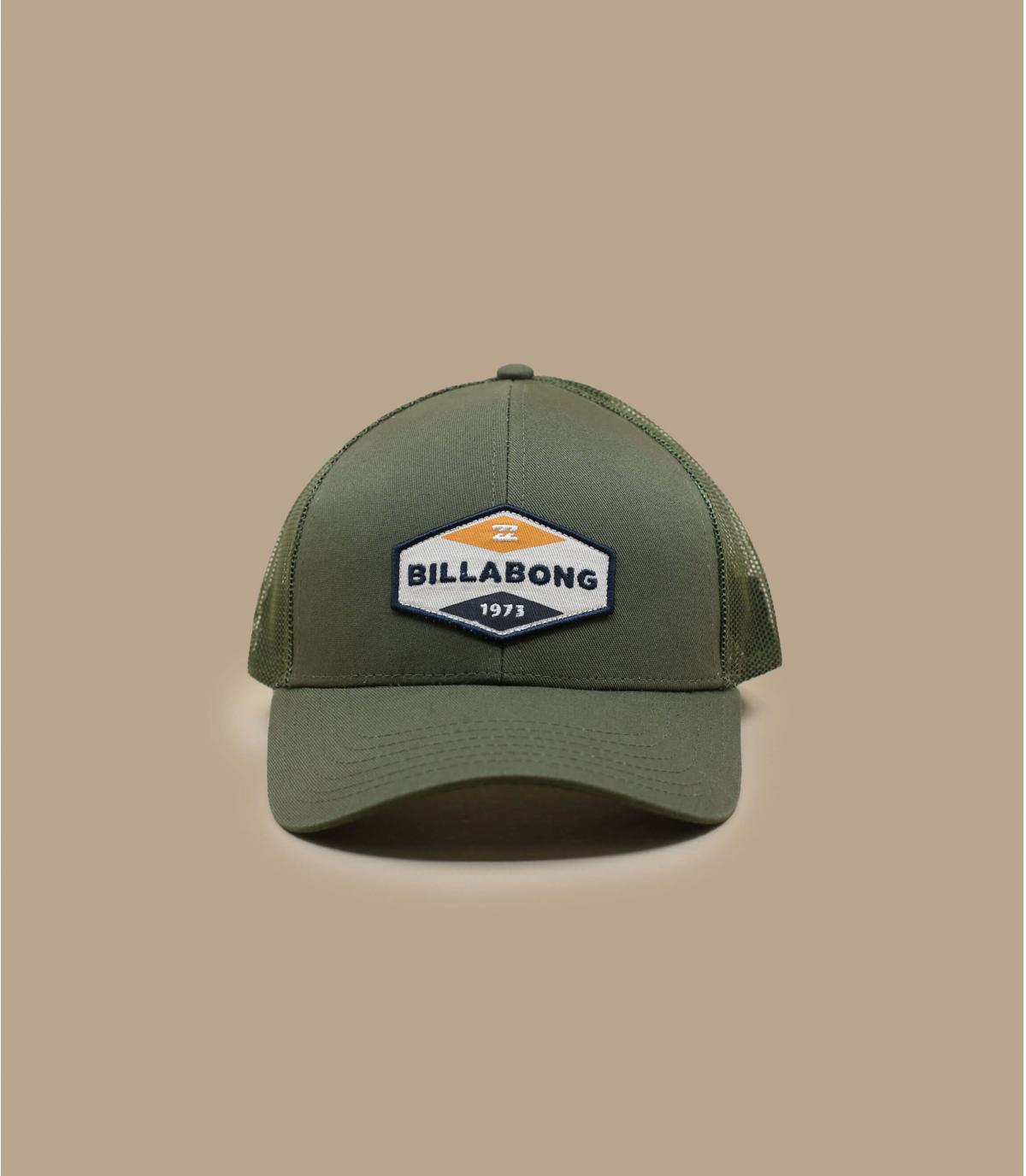 trucker Billabong vert