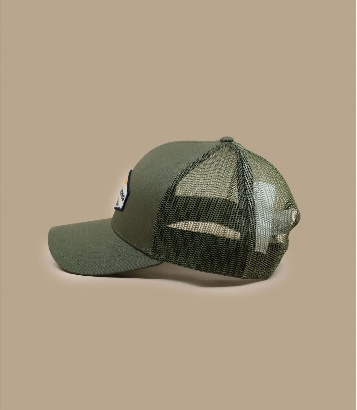 Détails Walled Trucker military - image 3
