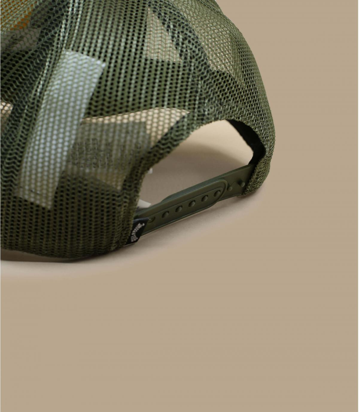 Détails Walled Trucker military - image 4
