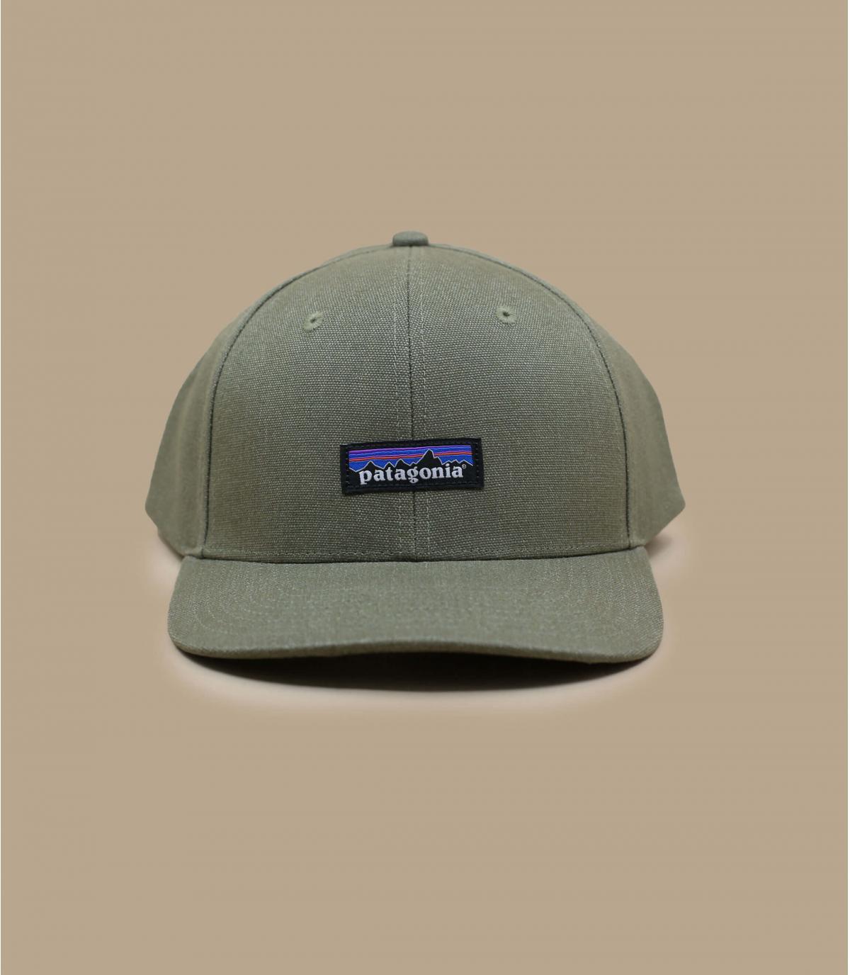 casquette Patagonia vert