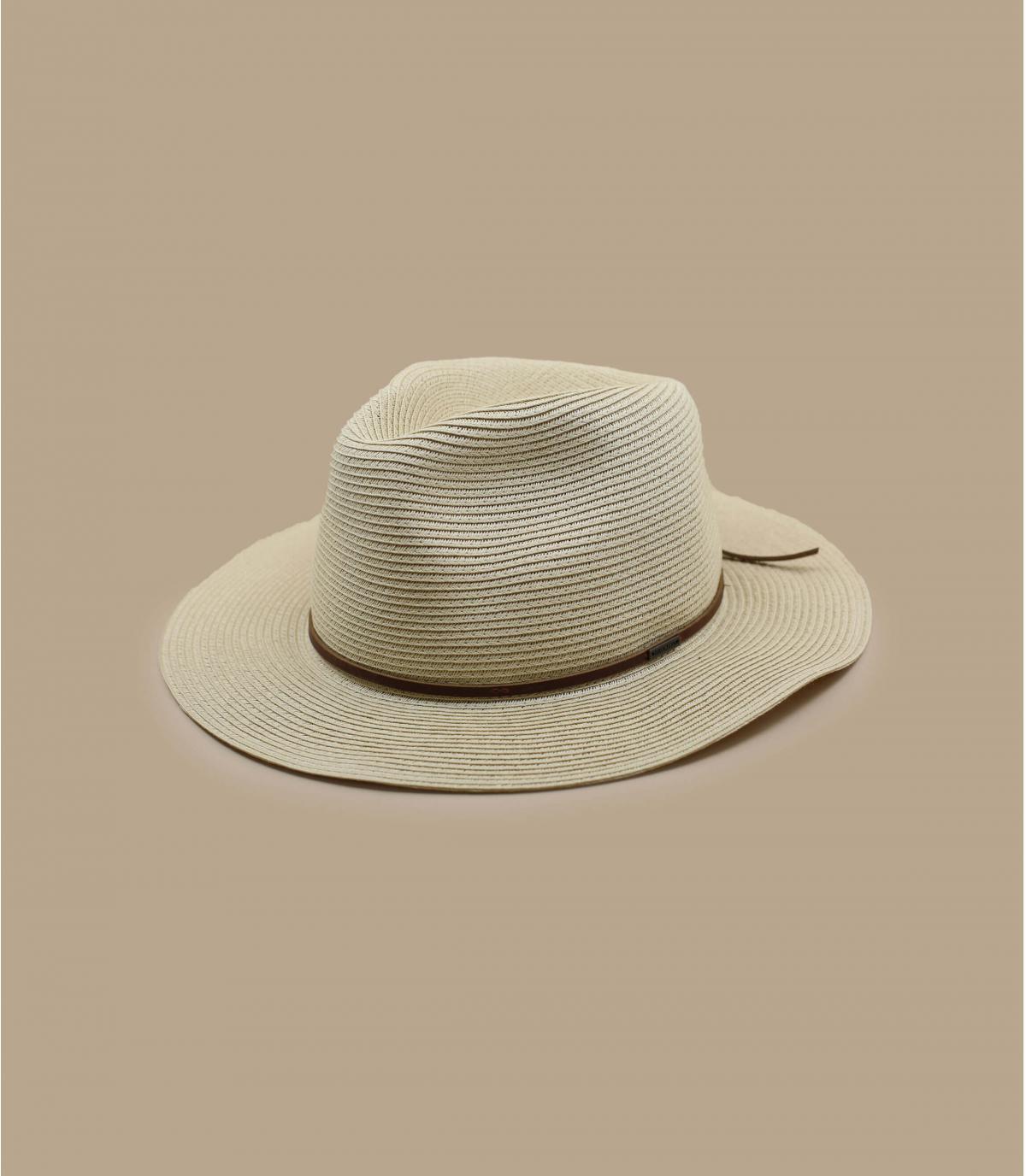 chapeau paille pliable Brixton