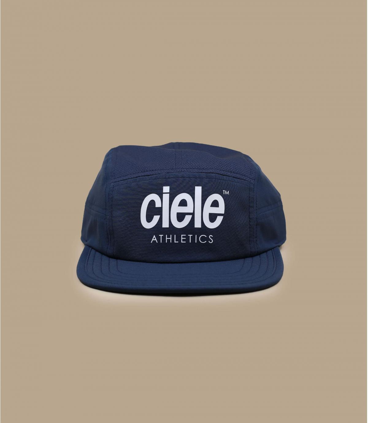 casquette running Ciele bleu