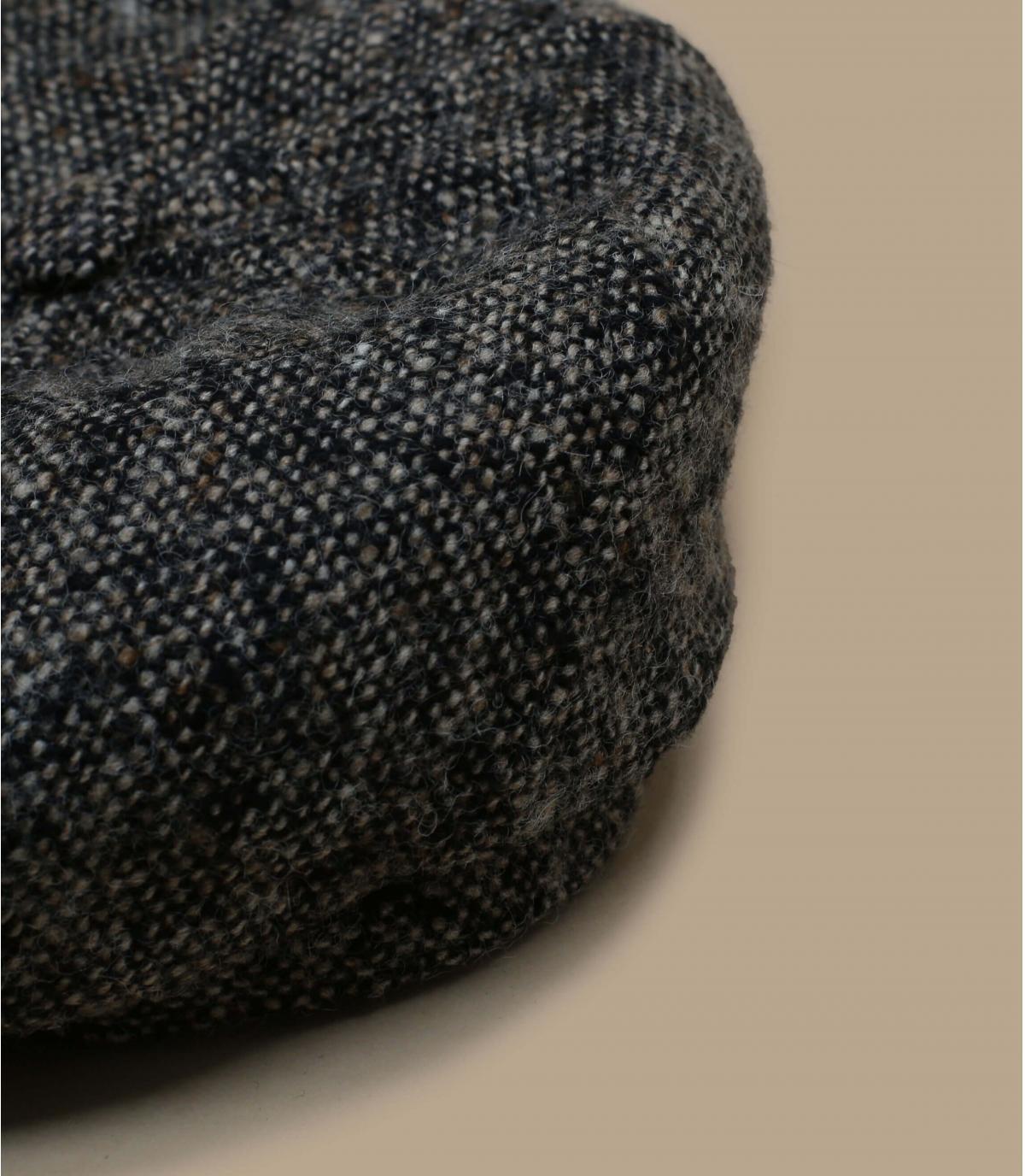 Détails Brooklyn laine brown et cuir - image 2