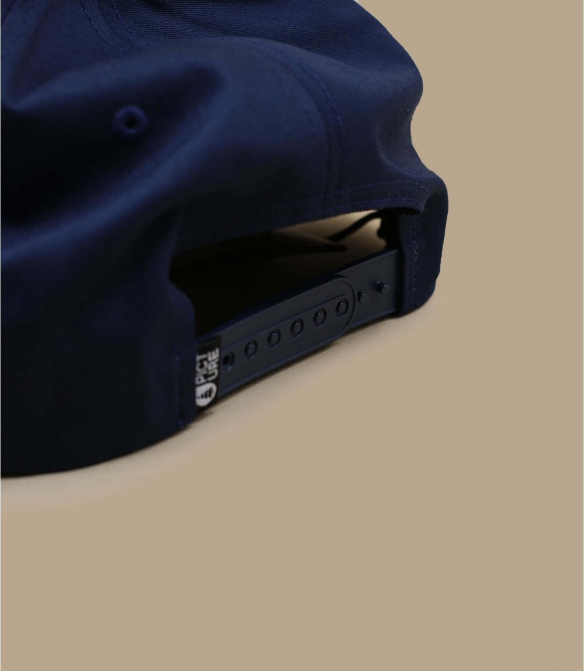 Détails Beaver darke blue - image 4