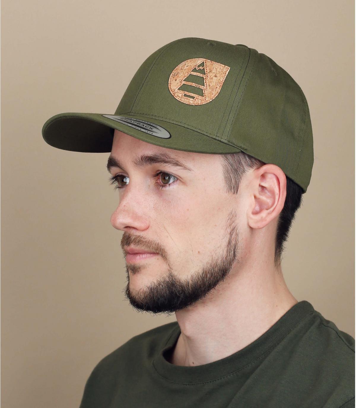 casquette Picture vert