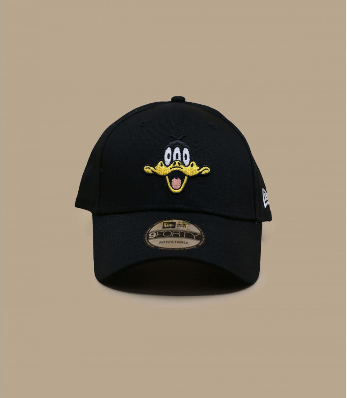 casquette noire Daffy Duck