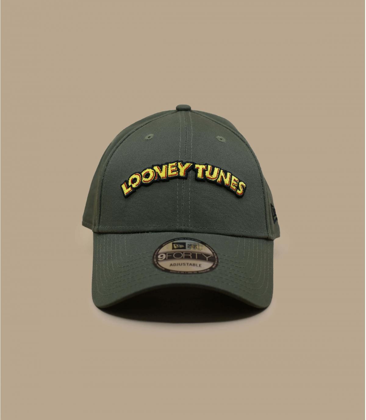 casquette Looney Tunes vert