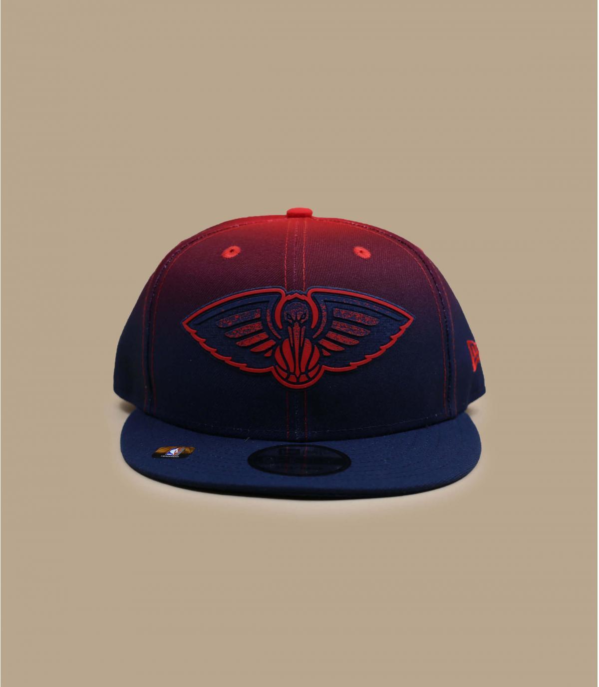 casquette Pelicans rouge