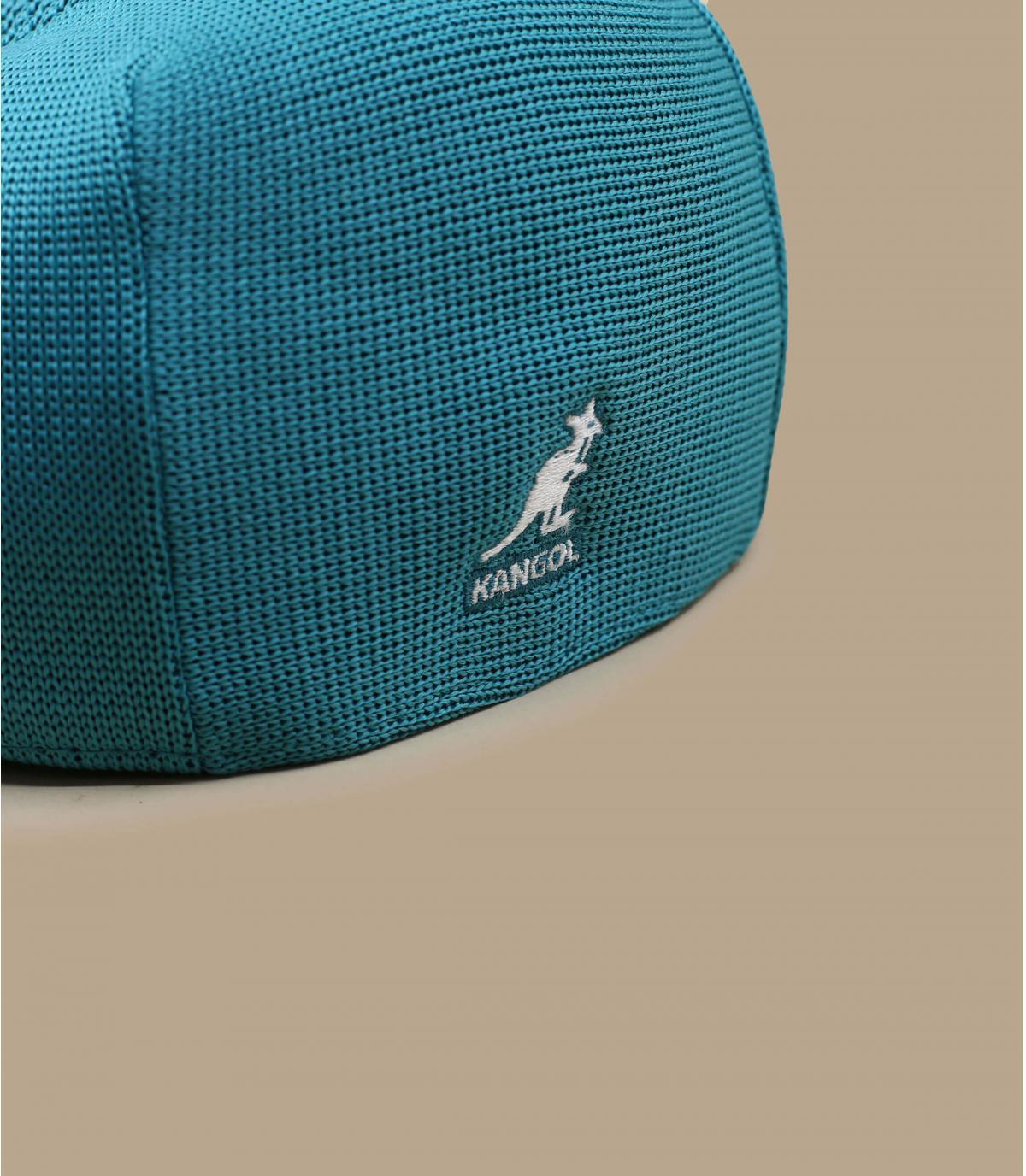 béret bleu ventilé Kangol