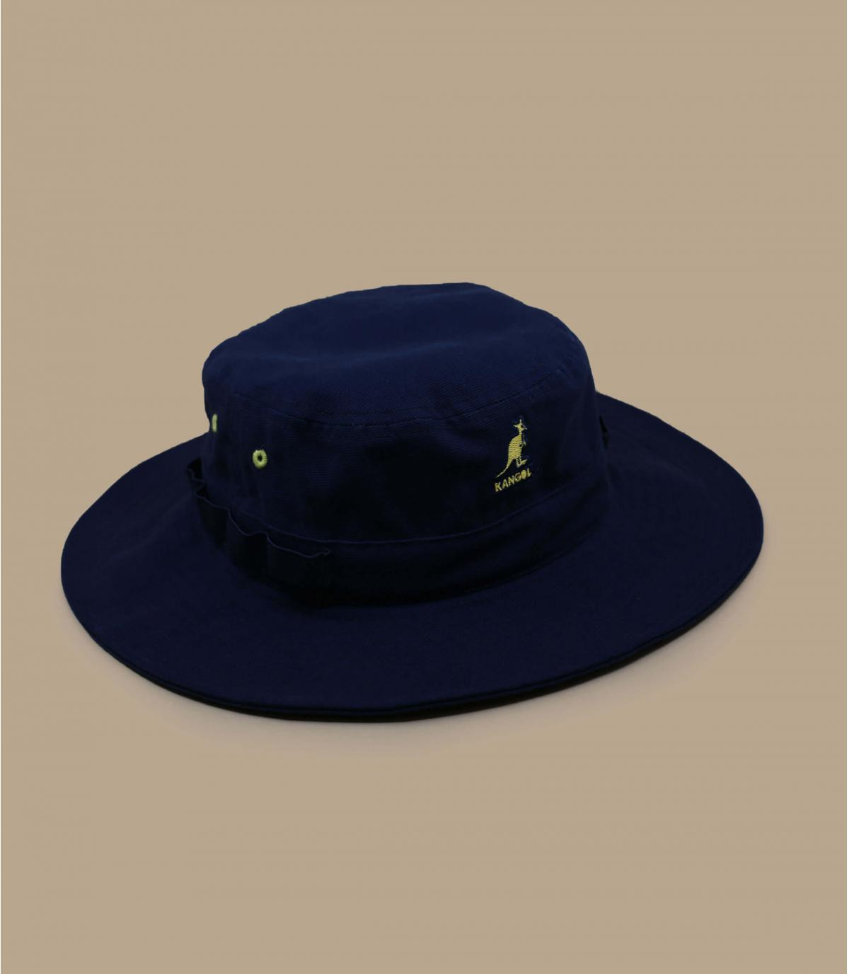 bob Kangol bleu marine