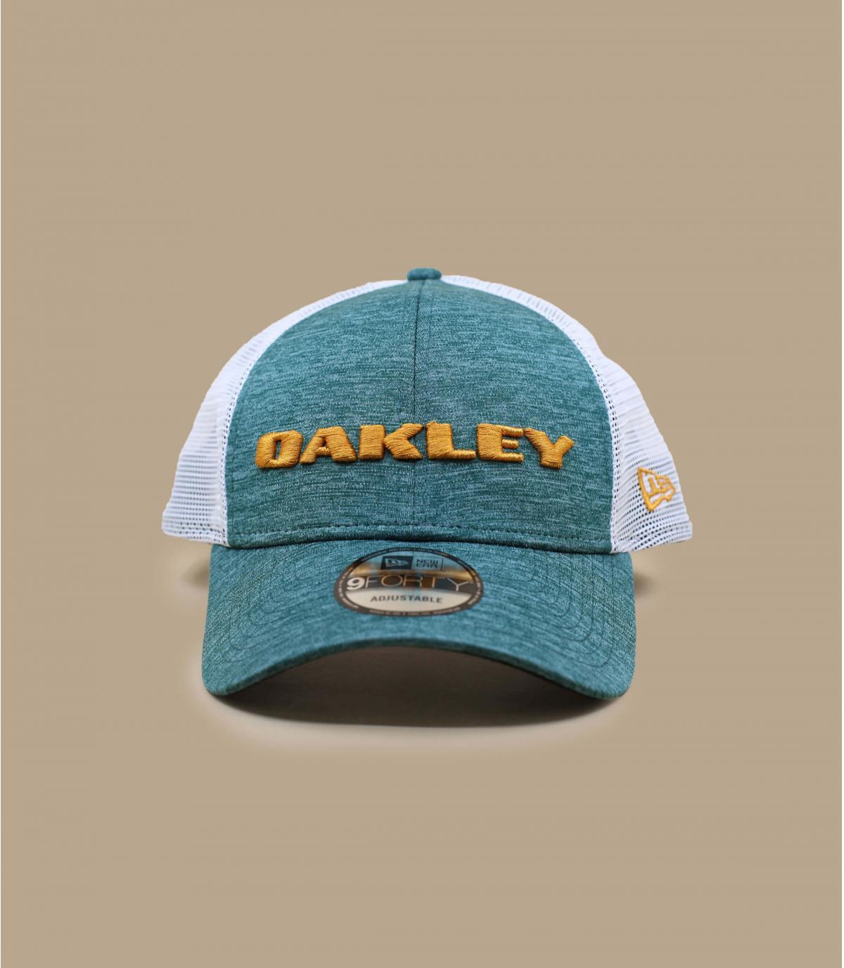 casquette trucker Oakley vert