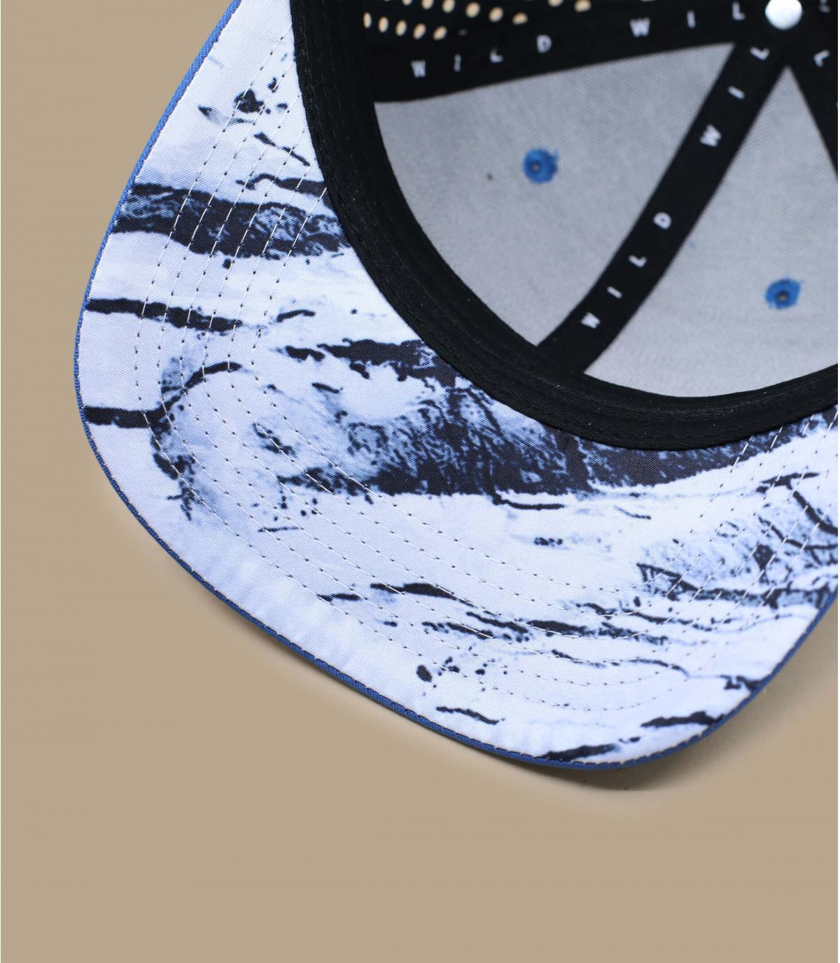 Détails Wild Cap Opal blue - image 5