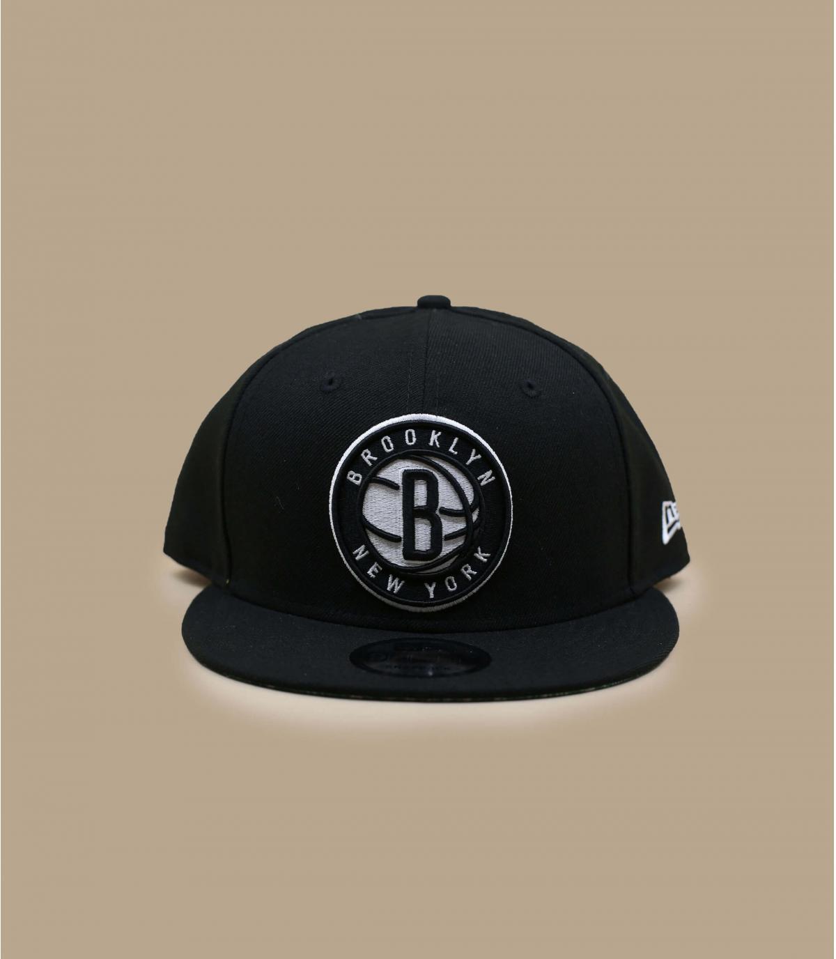 Détails Snapback Quickturn Paisley Brooklyn Nets 950 - image 2
