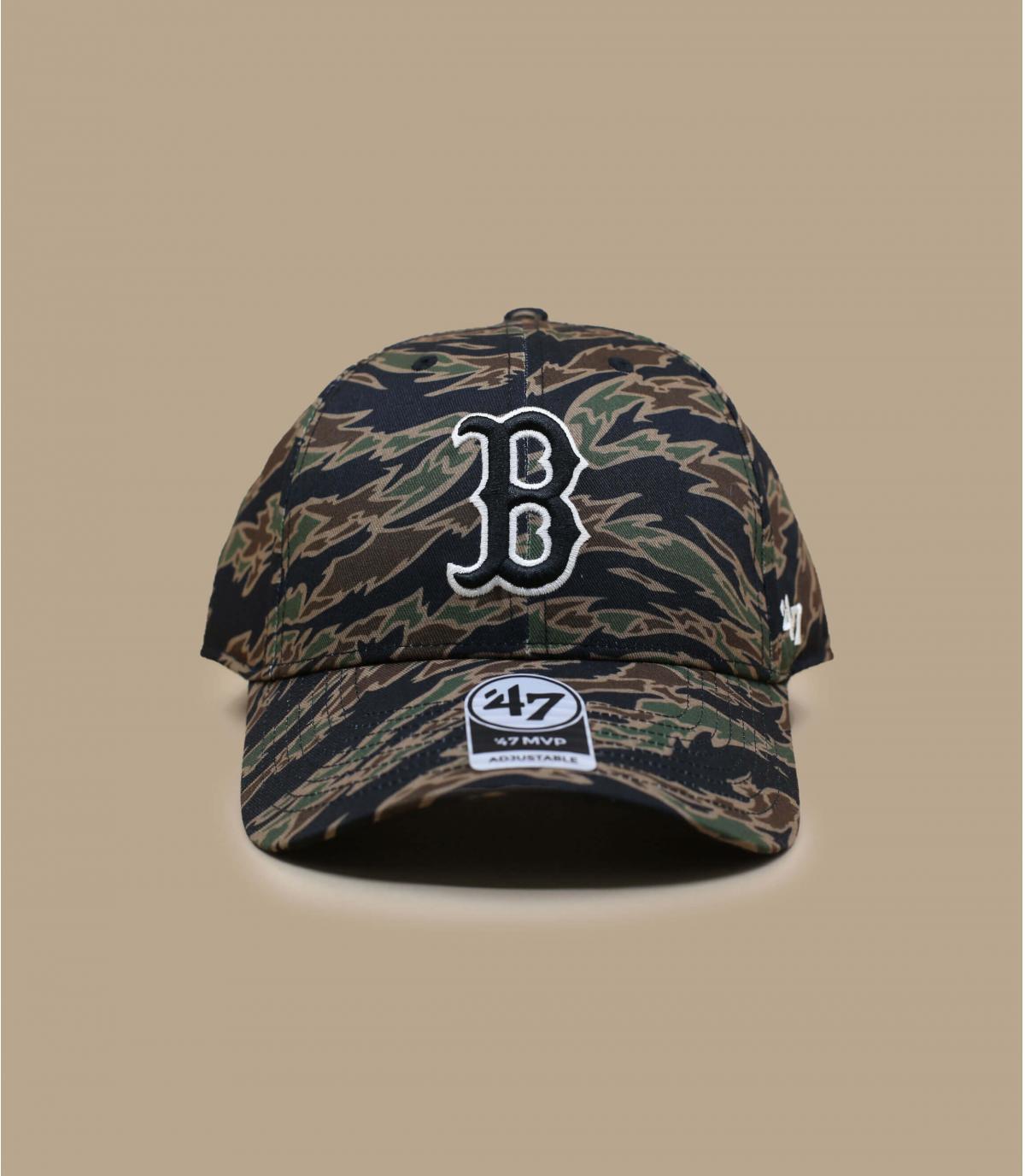 Détails Drop Zone MVP Boston tiger camo - image 2